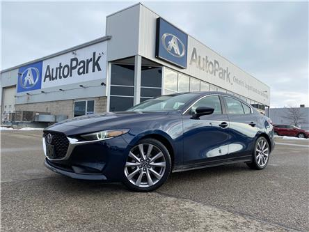 2019 Mazda Mazda3 GT (Stk: 19-04413RJB) in Barrie - Image 1 of 25