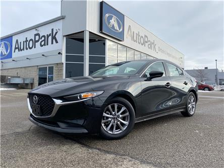 2019 Mazda Mazda3 GS (Stk: 19-13691RJB) in Barrie - Image 1 of 26