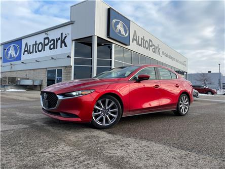 2019 Mazda Mazda3 GT (Stk: 19-03189RJB ) in Barrie - Image 1 of 23