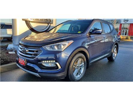 2017 Hyundai Santa Fe Sport 2.4 Luxury (Stk: MUR2016A) in Courtenay - Image 1 of 9