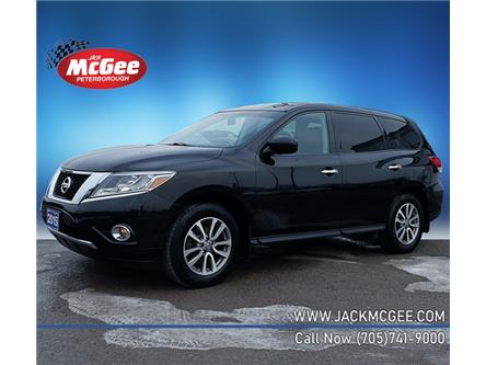 2015 Nissan Pathfinder S (Stk: 21102B) in Peterborough - Image 1 of 19