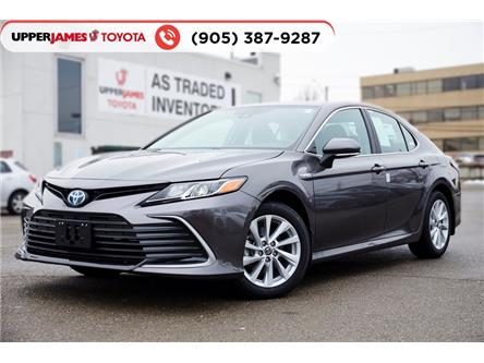 2021 Toyota Camry Hybrid LE (Stk: 210167) in Hamilton - Image 1 of 19