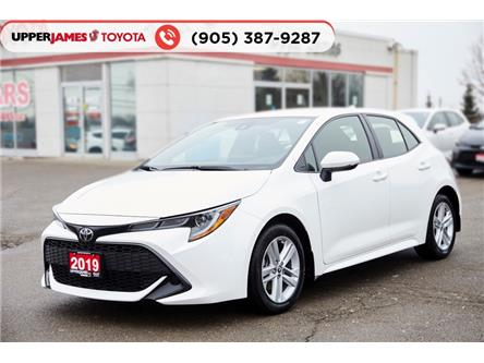 2019 Toyota Corolla Hatchback Base (Stk: 92701) in Hamilton - Image 1 of 22