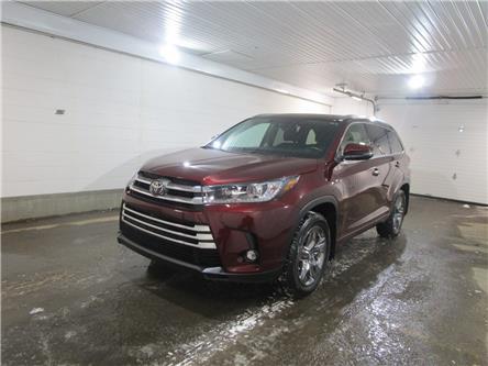 2019 Toyota Highlander Limited (Stk: 2131941) in Regina - Image 1 of 37