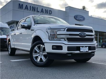 2018 Ford F-150 Platinum (Stk: P6099) in Vancouver - Image 1 of 30