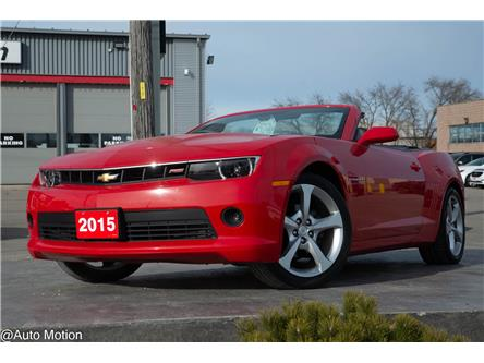 2015 Chevrolet Camaro LT (Stk: 2112) in Chatham - Image 1 of 24