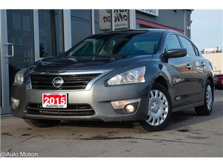 2015 Nissan Altima  (Stk: 2114) in Chatham - Image 1 of 20