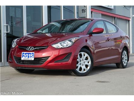 2015 Hyundai Elantra  (Stk: 2116) in Chatham - Image 1 of 20