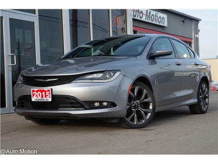 2015 Chrysler 200 S (Stk: 2124) in Chatham - Image 1 of 21