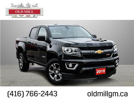2019 Chevrolet Colorado Z71 (Stk: 129257U) in Toronto - Image 1 of 25