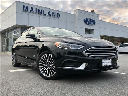 2018 Ford Fusion Energi SE Luxury (Stk: 20MU2497A) in Vancouver - Image 1 of 30