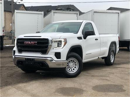 2021 GMC Sierra 1500 New 2021 GMC Sierra 1500 Regular Cab 4x4 8' box (Stk: PU21349) in Toronto - Image 1 of 17