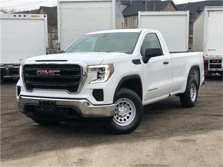 2021 GMC Sierra 1500 New 2021 GMC Sierra 1500 4x4 Regular Cab 8' Box (Stk: PU21348) in Toronto - Image 1 of 17
