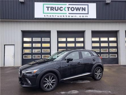 2017 Mazda CX-3 GT (Stk: T0104) in Smiths Falls - Image 1 of 26