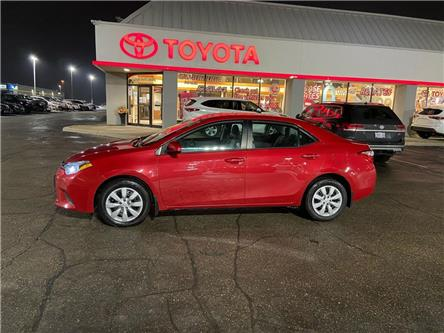 2016 Toyota Corolla  (Stk: P0056270) in Cambridge - Image 1 of 15