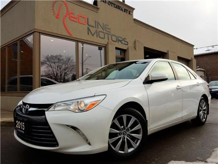 2015 Toyota Camry  (Stk: 4T1BF1) in Kitchener - Image 1 of 25