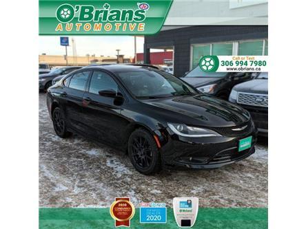 2015 Chrysler 200 S (Stk: 14114A) in Saskatoon - Image 1 of 26