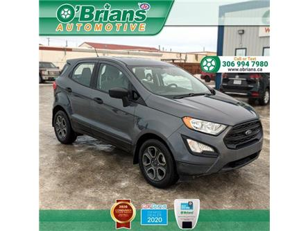 2018 Ford EcoSport S (Stk: 14108A) in Saskatoon - Image 1 of 20