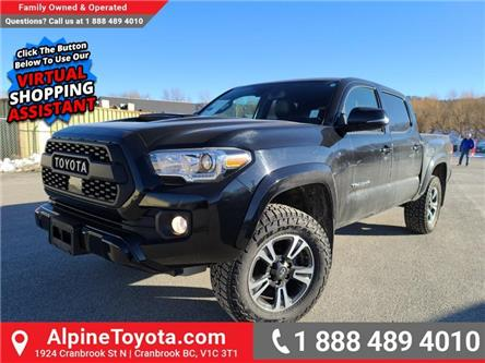 2018 Toyota Tacoma TRD Sport (Stk: X965289A) in Cranbrook - Image 1 of 25