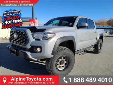 2020 Toyota Tacoma Base (Stk: X058113A) in Cranbrook - Image 1 of 25