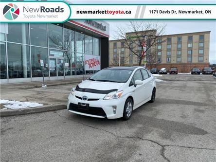 2012 Toyota Prius Base (Stk: 62701) in Newmarket - Image 1 of 25