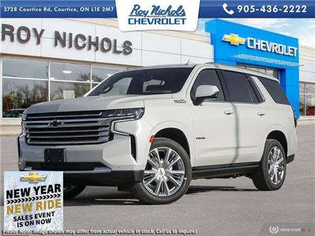 2021 Chevrolet Tahoe High Country (Stk: X222) in Courtice - Image 1 of 10