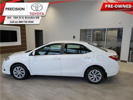 2017 Toyota Corolla LE (Stk: 204281) in Brandon - Image 1 of 25