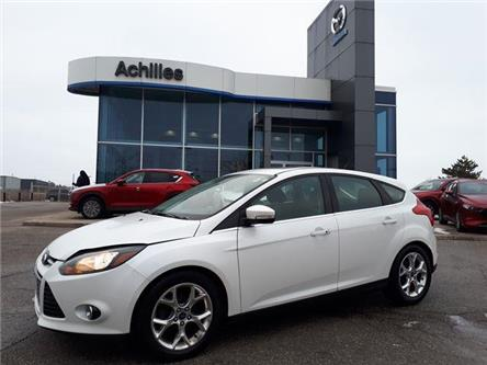 2013 Ford Focus Titanium (Stk: S257A) in Milton - Image 1 of 14