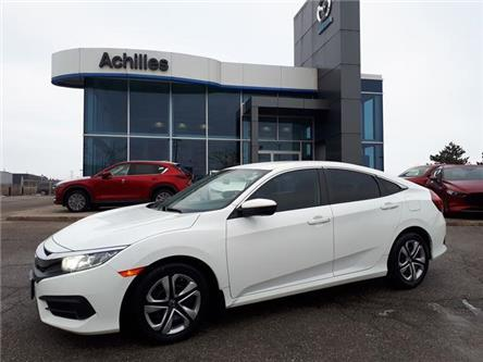 2017 Honda Civic LX (Stk: H2281A) in Milton - Image 1 of 12
