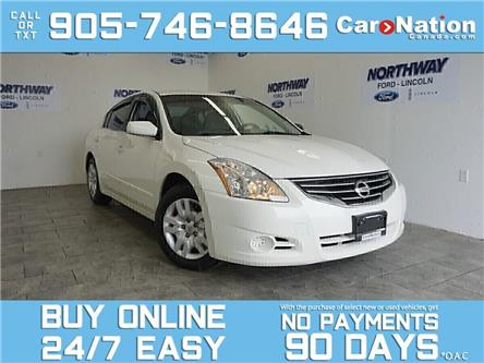 2012 Nissan Altima 2.5 S | AUTO | A/C | 1 OWNER | WOW ONLY 58 KM! (Stk: P5717) in Brantford - Image 1 of 22