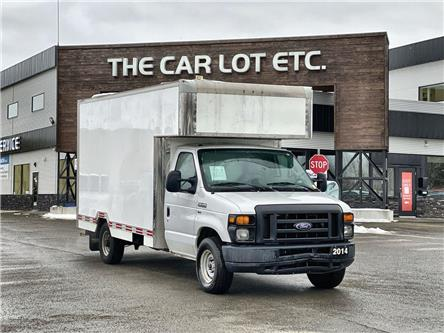 2014 Ford E-350 Cutaway Base (Stk: 20518) in Sudbury - Image 1 of 20