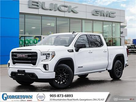 2021 GMC Sierra 1500 Elevation (Stk: 32935) in Georgetown - Image 1 of 28