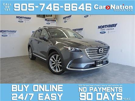 2017 Mazda CX-9 GT | AWD | LEATHER | SUNROOF | NAV | 7 PASSENGER (Stk: 134293) in Brantford - Image 1 of 30