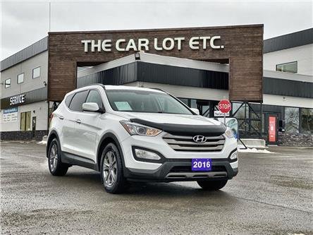 2016 Hyundai Santa Fe Sport 2.4 Base (Stk: 20650-1) in Sudbury - Image 1 of 23
