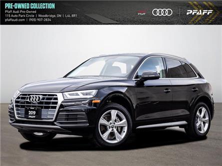 2019 Audi Q5 45 Progressiv (Stk: C8054) in Vaughan - Image 1 of 21