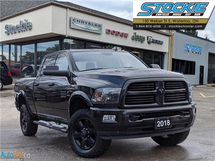 2018 RAM 2500 SLT (Stk: 35618) in Waterloo - Image 1 of 28