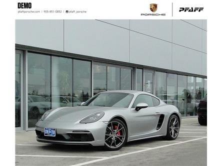 2018 Porsche 718 Cayman GTS PDK (Stk: PD12381) in Vaughan - Image 1 of 22