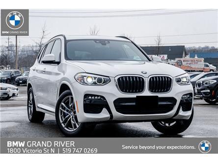 2020 BMW X3 xDrive30i (Stk: PW5779) in Kitchener - Image 1 of 17