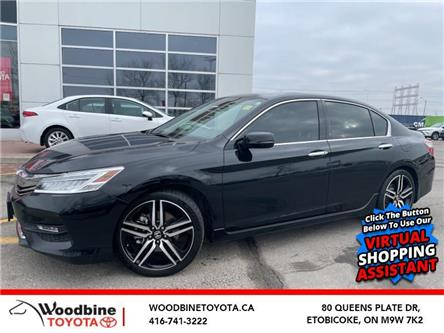 2016 Honda Accord Touring V6 (Stk: 20-707A) in Etobicoke - Image 1 of 27