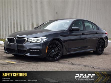 2018 BMW 540i xDrive (Stk: 23835A) in Mississauga - Image 1 of 23