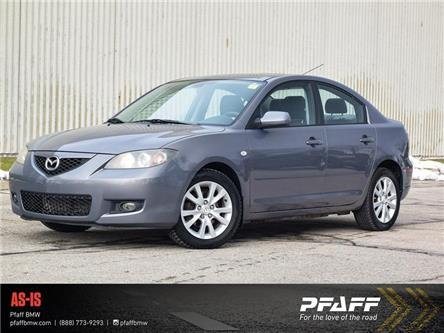 2007 Mazda Mazda3 GS (Stk: U6334) in Mississauga - Image 1 of 20