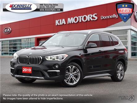 2019 BMW X1 xDrive28i (Stk: KUR2489) in Kanata - Image 1 of 29