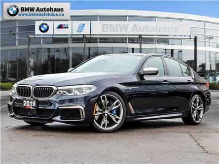 2019 BMW M550i xDrive (Stk: P10098) in Thornhill - Image 1 of 39