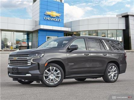 2021 Chevrolet Tahoe High Country (Stk: 11415) in Sarnia - Image 1 of 27