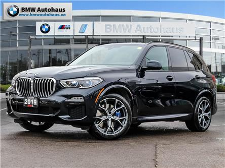 2019 BMW X5 xDrive40i (Stk: P10102) in Thornhill - Image 1 of 45