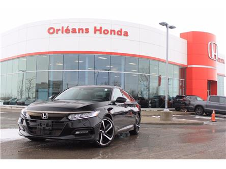 2018 Honda Accord Sport (Stk: P1320) in Orléans - Image 1 of 30