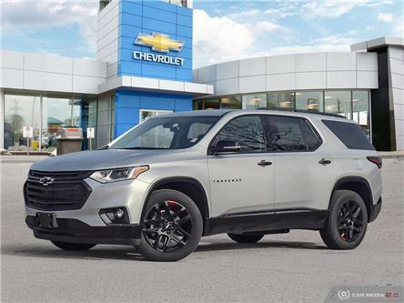 2021 Chevrolet Traverse Premier (Stk: 14323) in Sarnia - Image 1 of 27