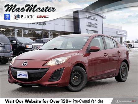 2011 Mazda Mazda3 GS (Stk: B10073A) in Orangeville - Image 1 of 25