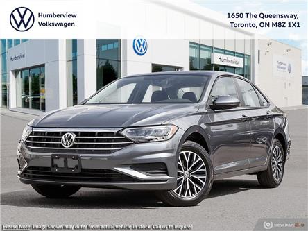 2021 Volkswagen Jetta Highline (Stk: 98227) in Toronto - Image 1 of 23