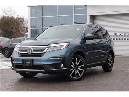 2019 Honda Pilot Touring (Stk: P19233) in Ottawa - Image 1 of 30